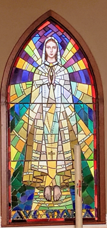 Our Lady of the Rosary-png