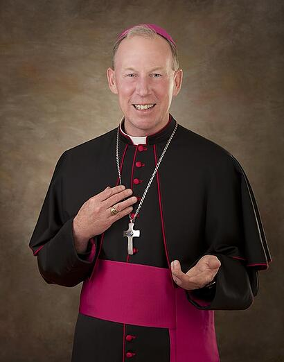 Bishop Gary Portrait