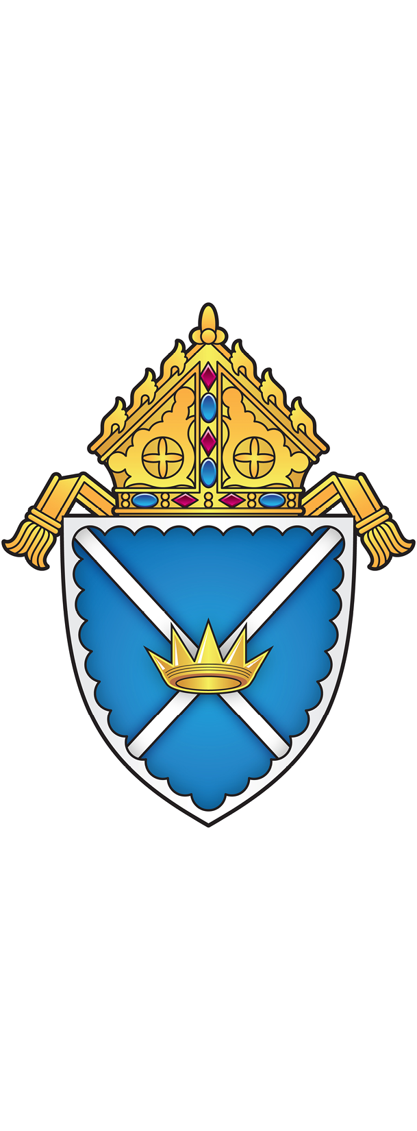 Diocesan Crest 2 to 1
