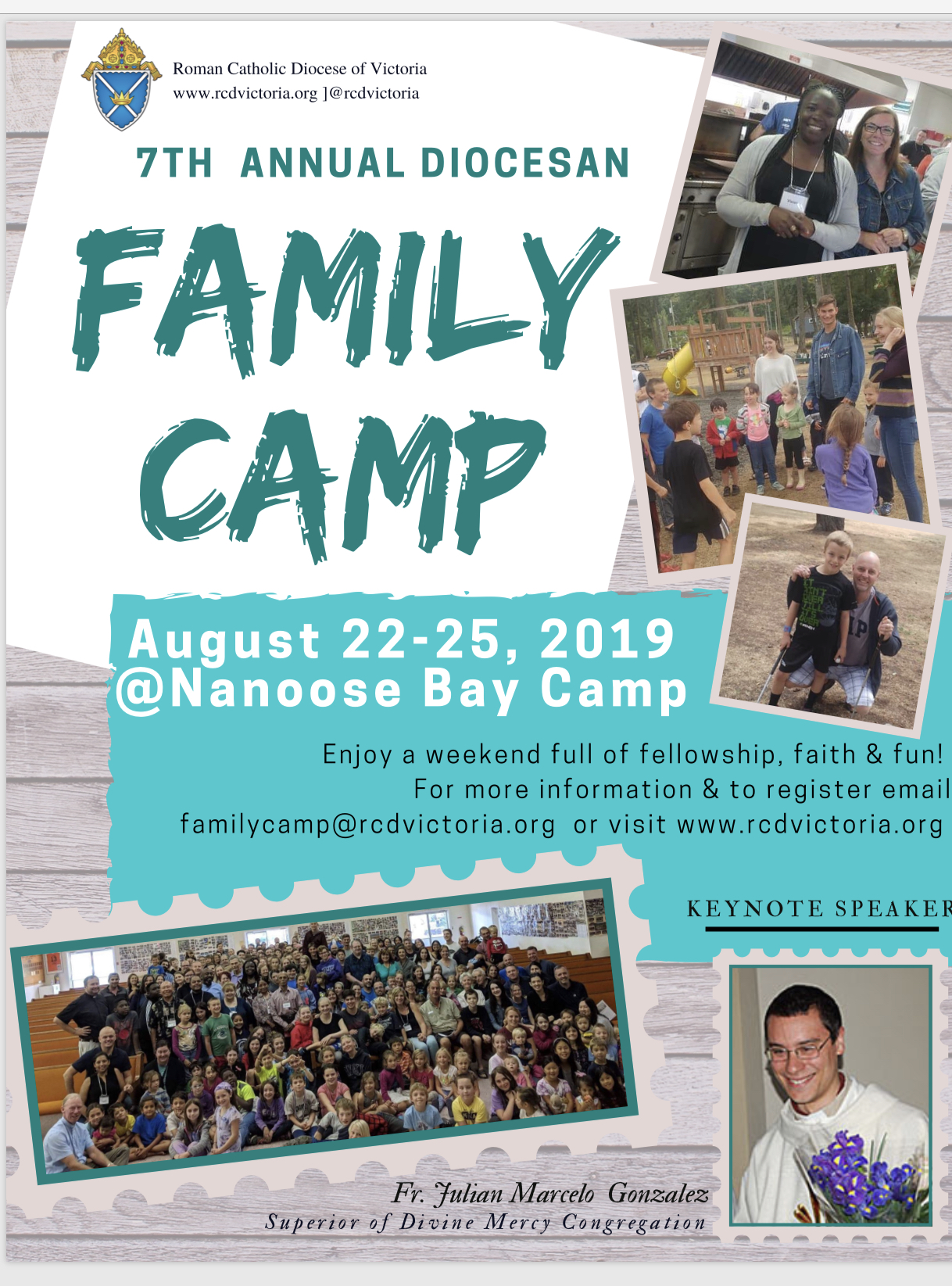 2019 Diocesan Family Camp