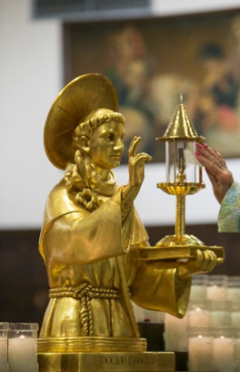 Tour of the Relics of St. Anthony of Padua